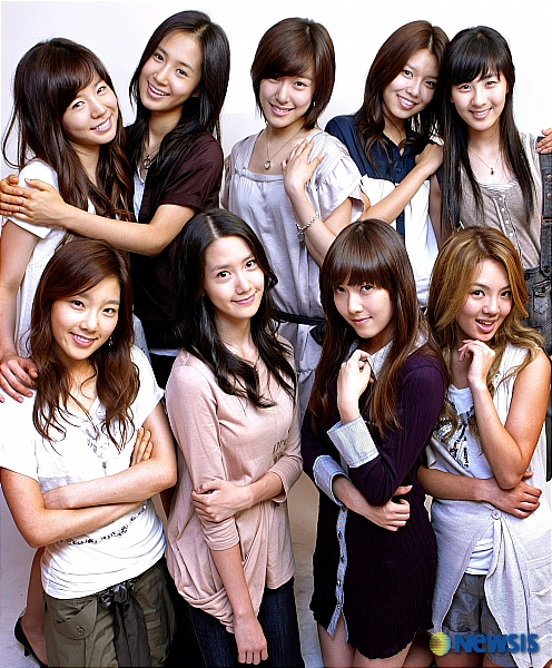 Girls' Generation is one of South Korea's most popular female pop groups.