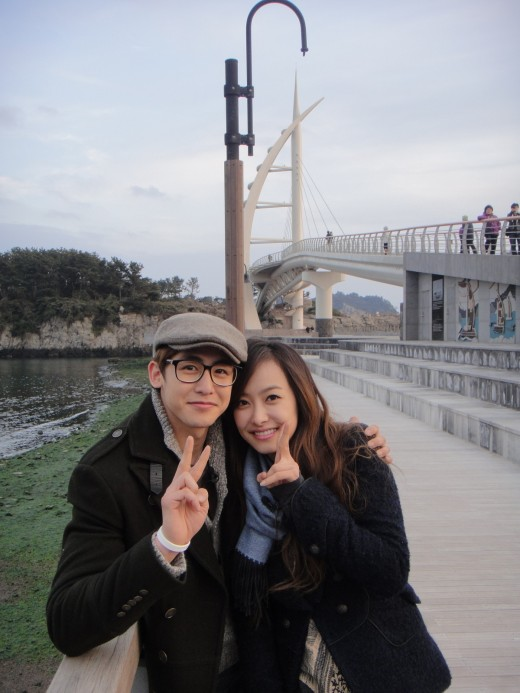 are nichkhun and victoria dating