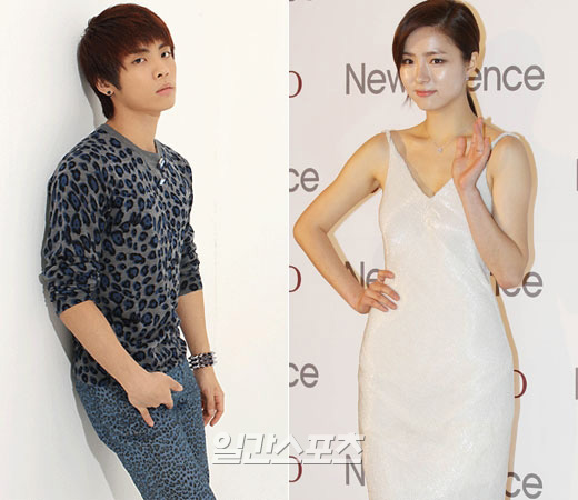 Lee jang woo and eunjung really dating simulator